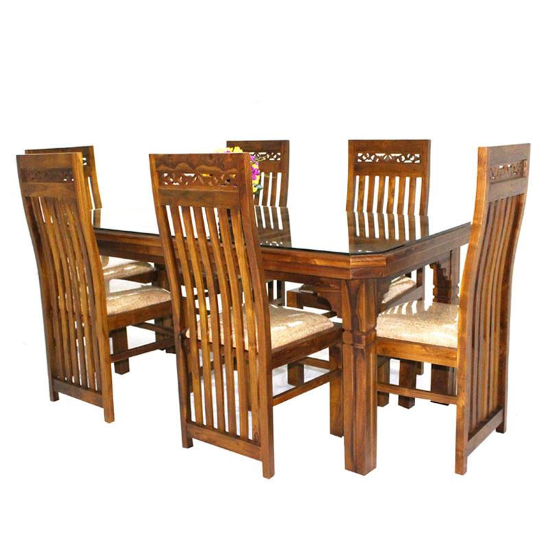 Dining set poland 06 seater arpico furniture for Furniture made in poland