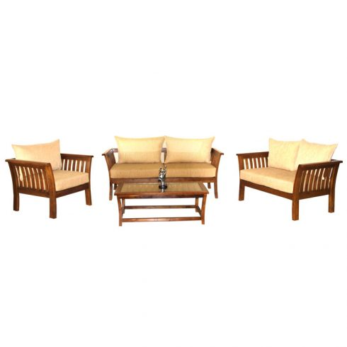 LIVING ROOM SET WINREET TEAK Arpico Furniture
