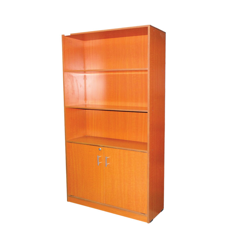 Book rack with cupboard arpico furniture for Book rack designs for bedroom