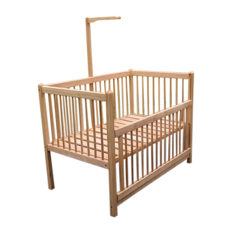 Baby Cot Wooden Arpico Furniture